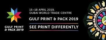Meet us at Gulf Print & Pack 2019
