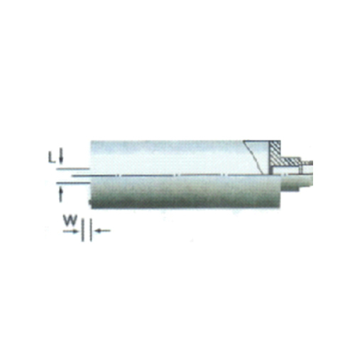 Diamond welded core drill