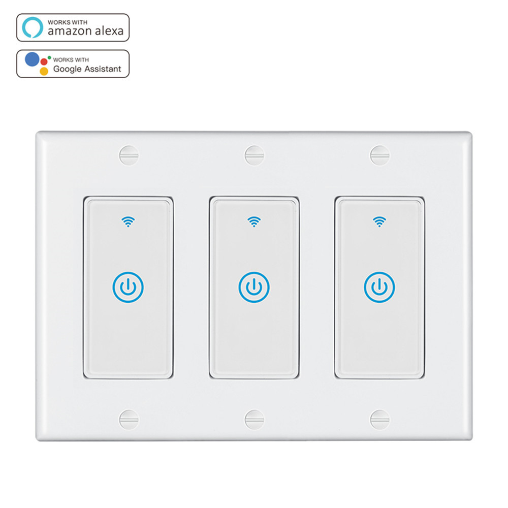American Standard Dual Smart Switch DS-123-1T