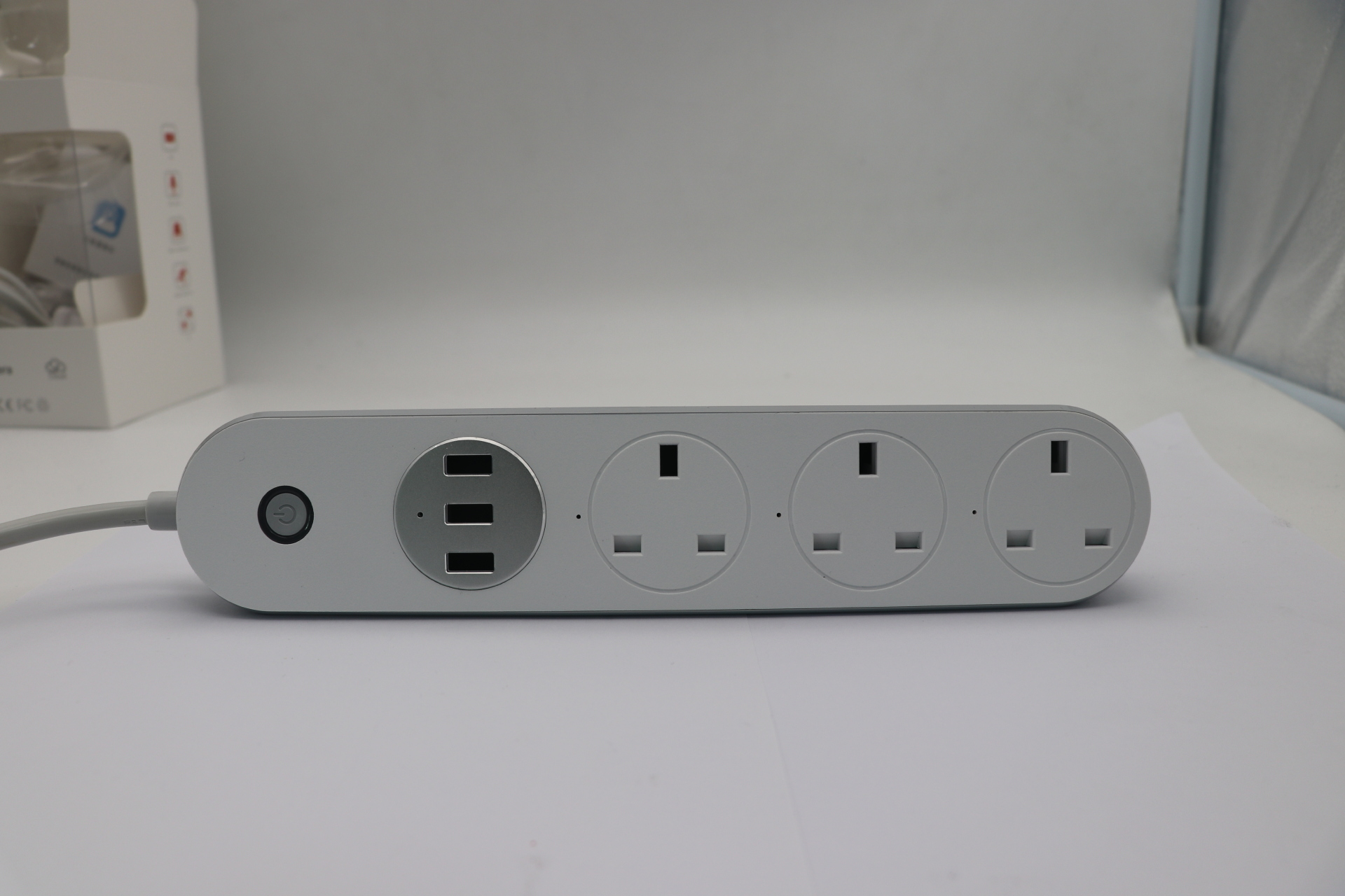 British Standard WiFi Smart Socket SA-P302B