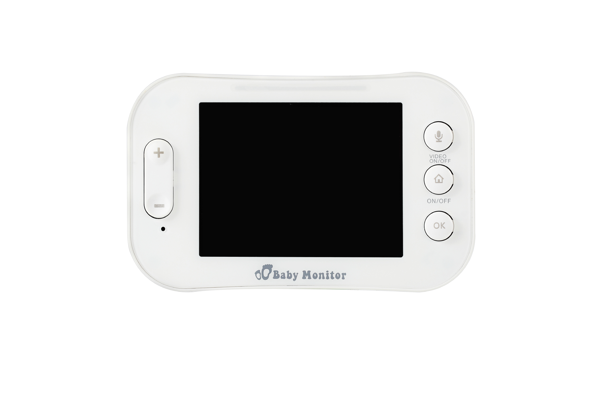3.5 Inch LCD Screen Baby Monitor