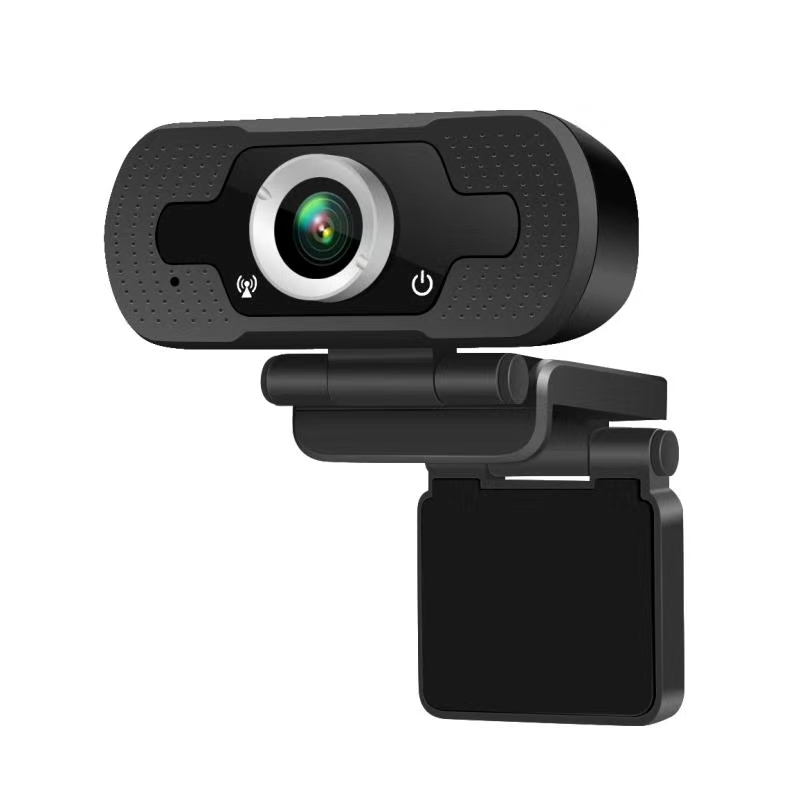 USB-Webcam Eingebautes Noise-Conceling-Mikrofon HD 1080P USB