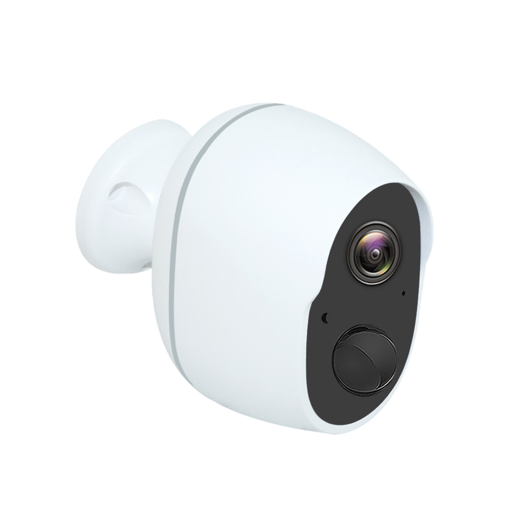 Battery IP Camera Wire Free 1080P