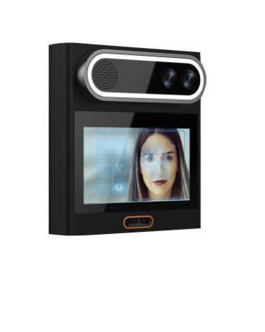 Megcam Thermal Imaging Infrared Camera Face Recognition