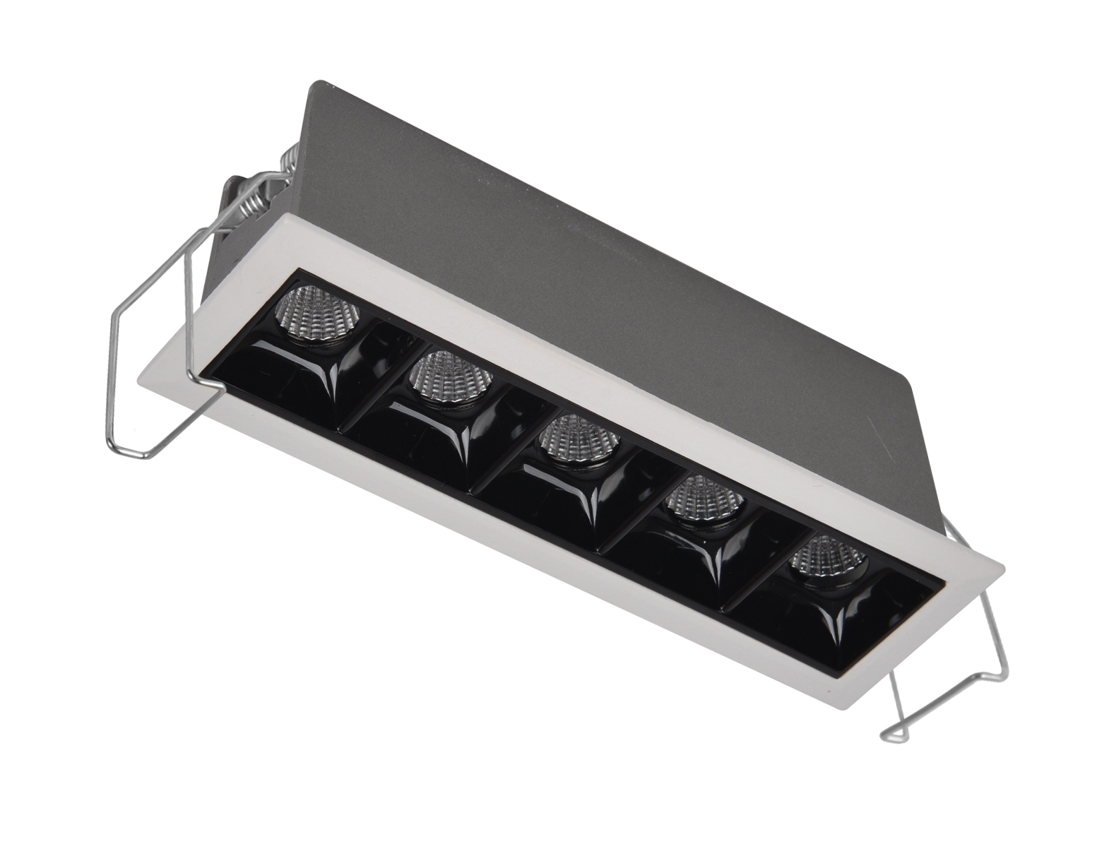 Linear LED Downlight 5x2W