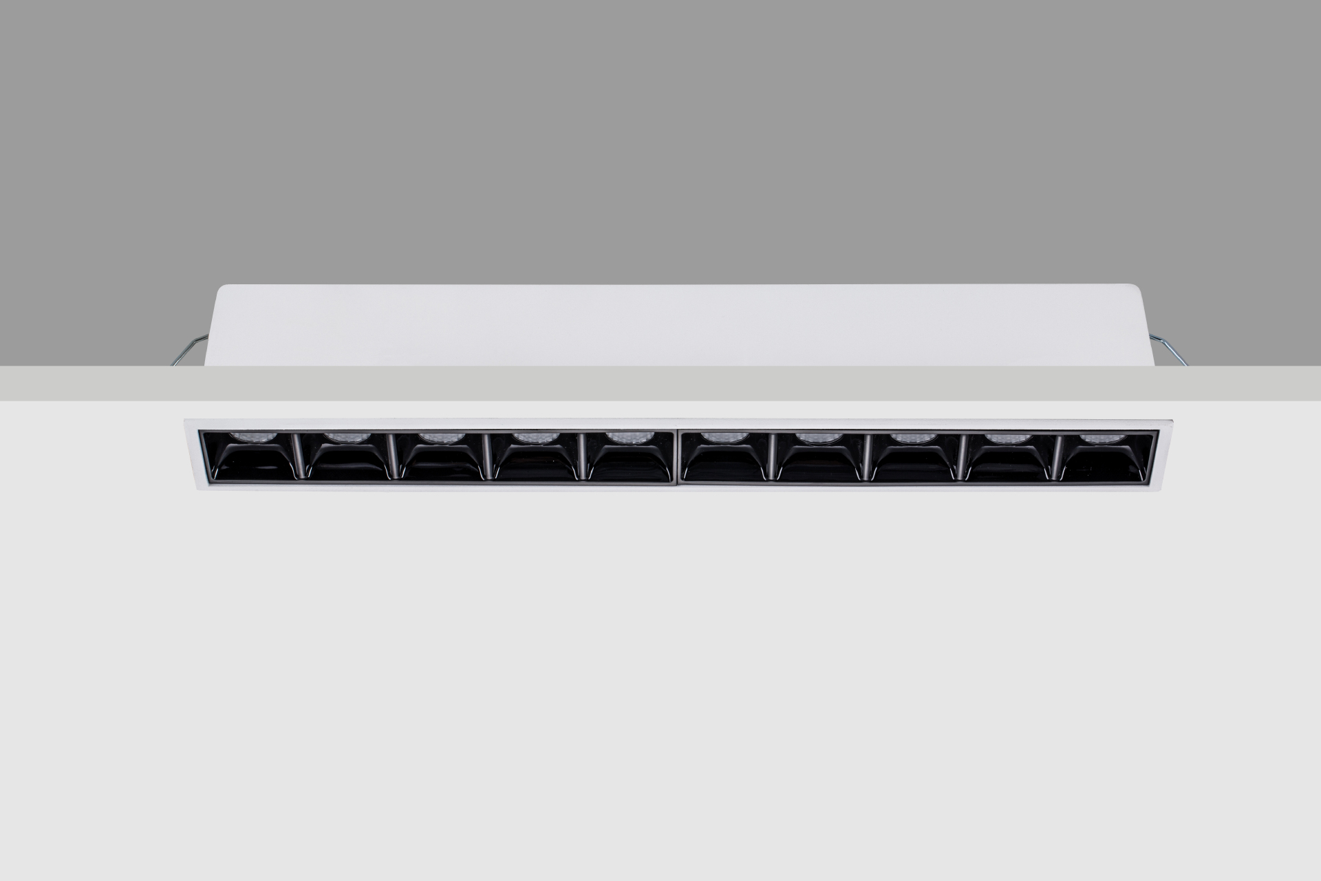 Frameless Linear LED Downlight 10x2W