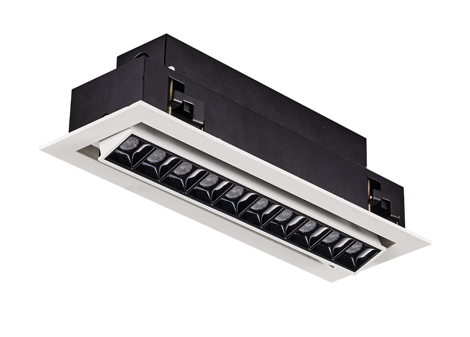 Adjustable Linear LED Downlight 10x2W