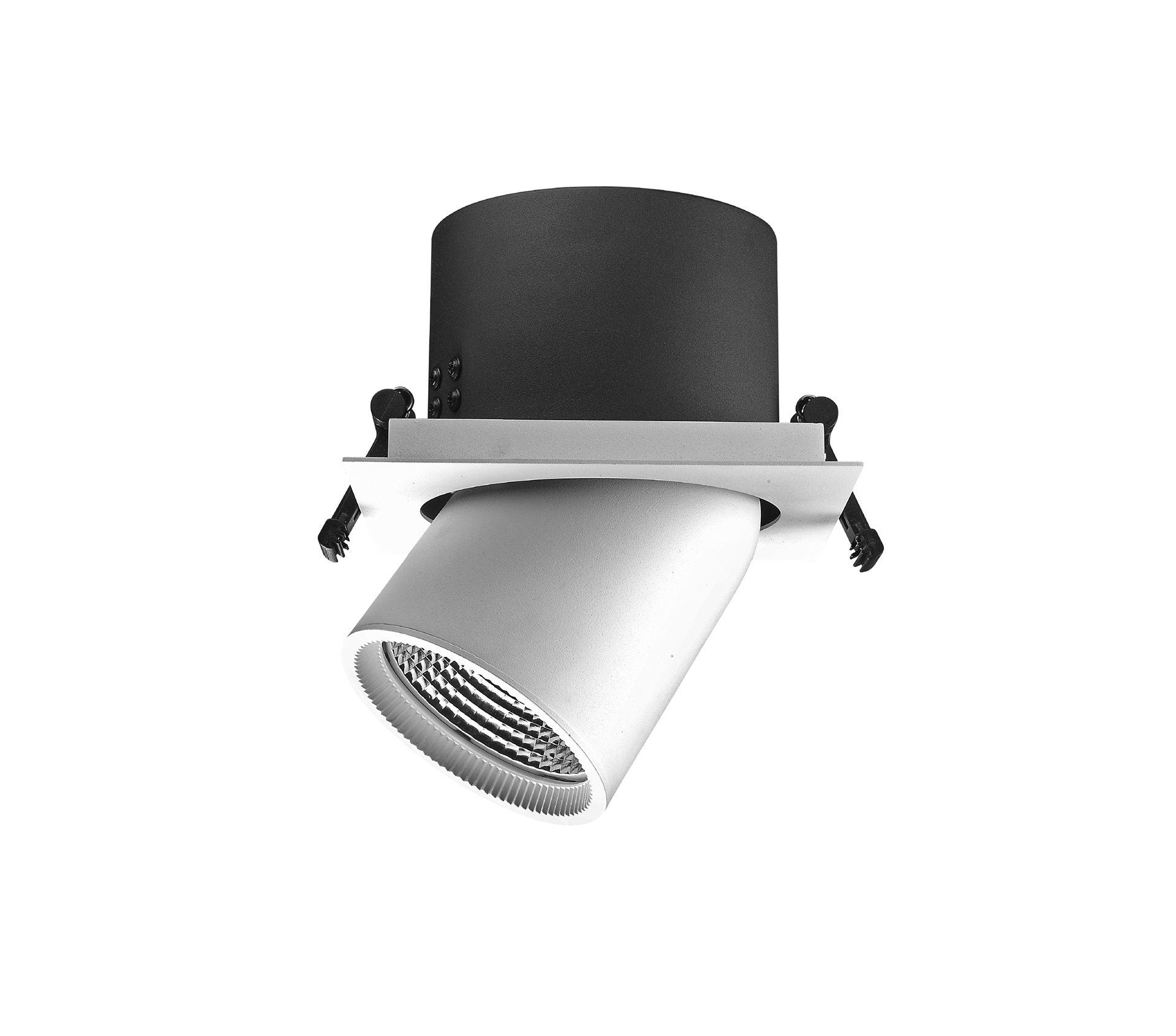 Recessed LED spotlight 1x30W 1x35W
