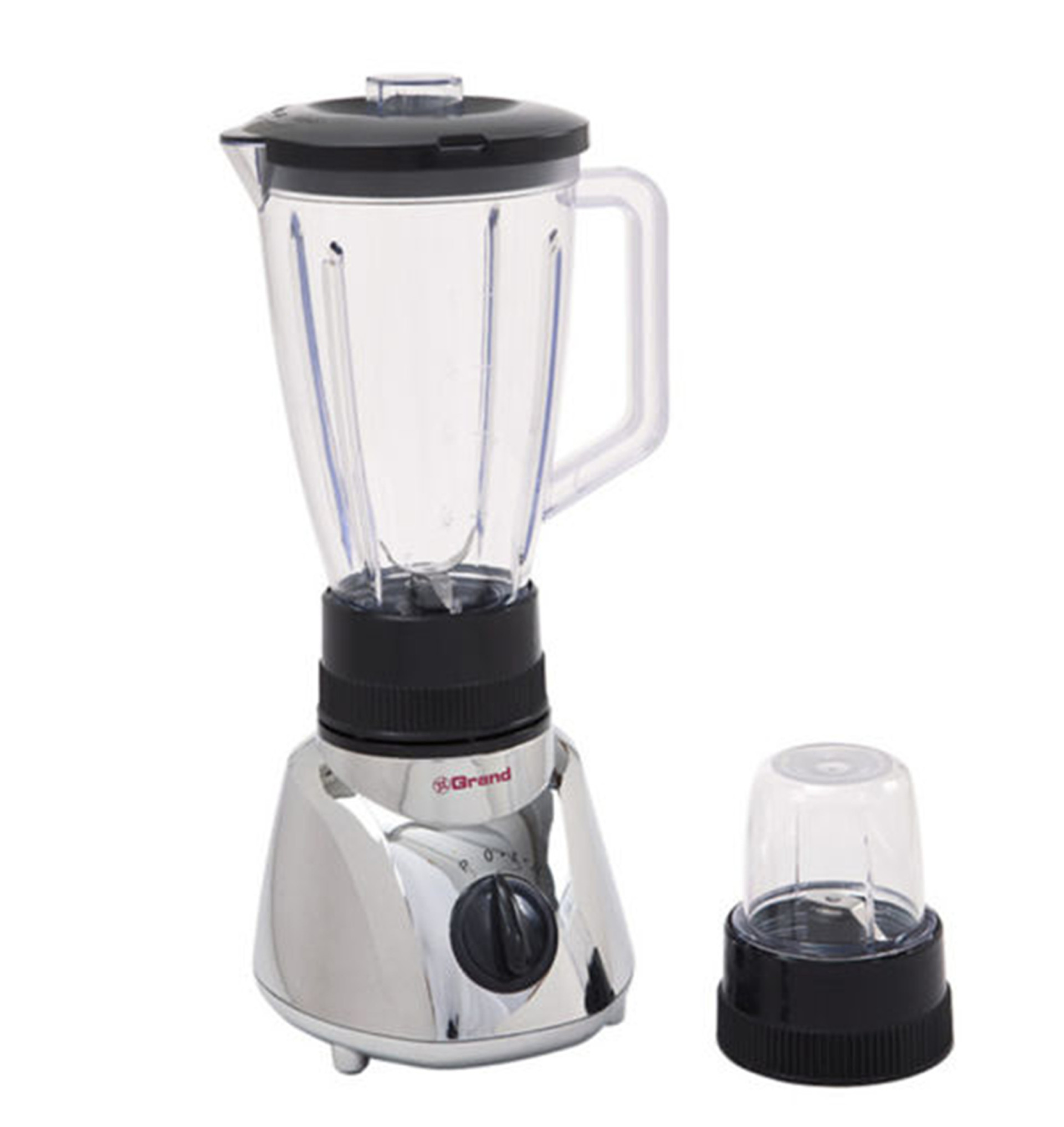1600ml Electroplated Body Blender Mill 2 in 1 Kd-313b