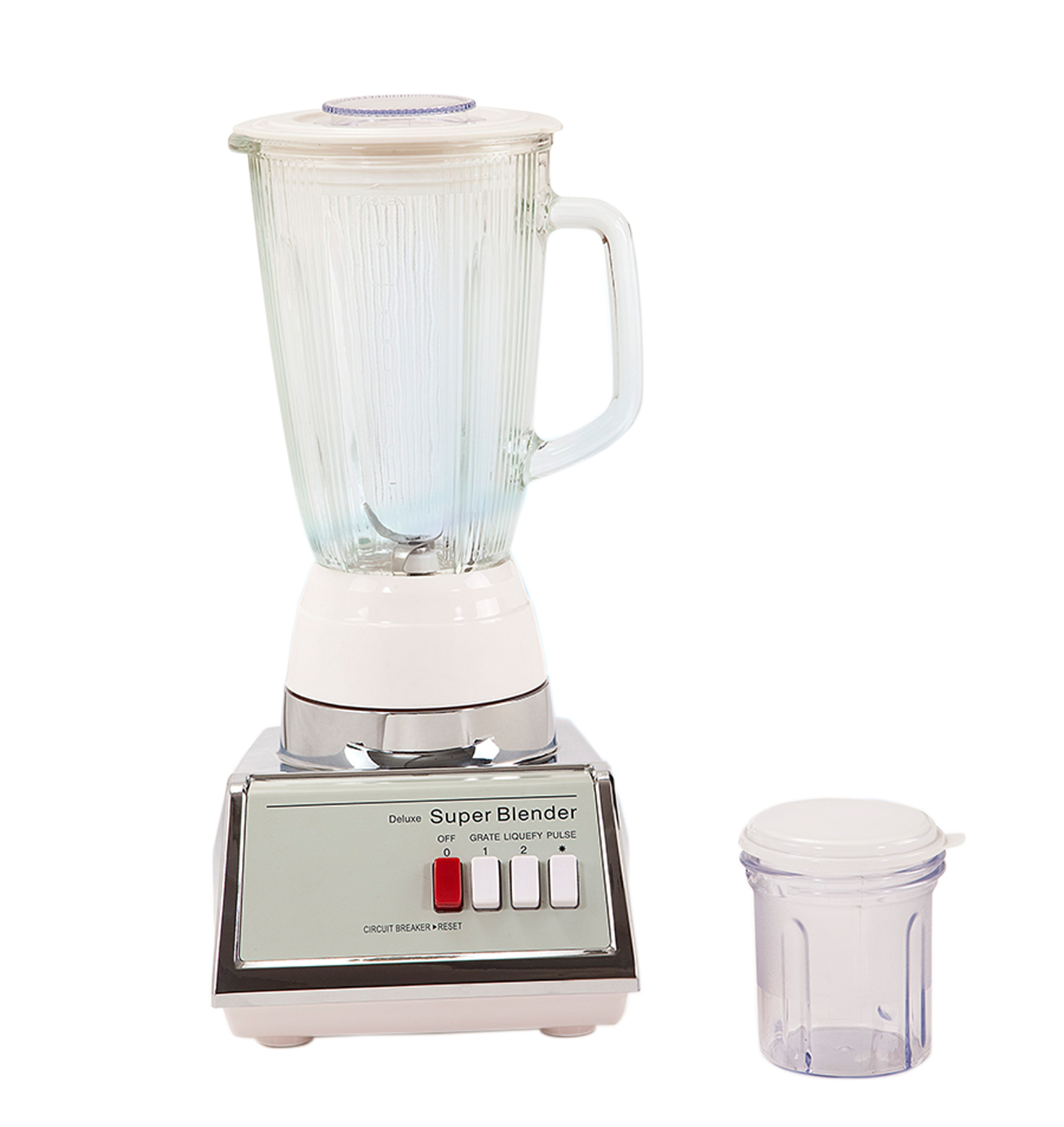 Geuwa Quality Metalic Body Electric Food Blender Kd-316