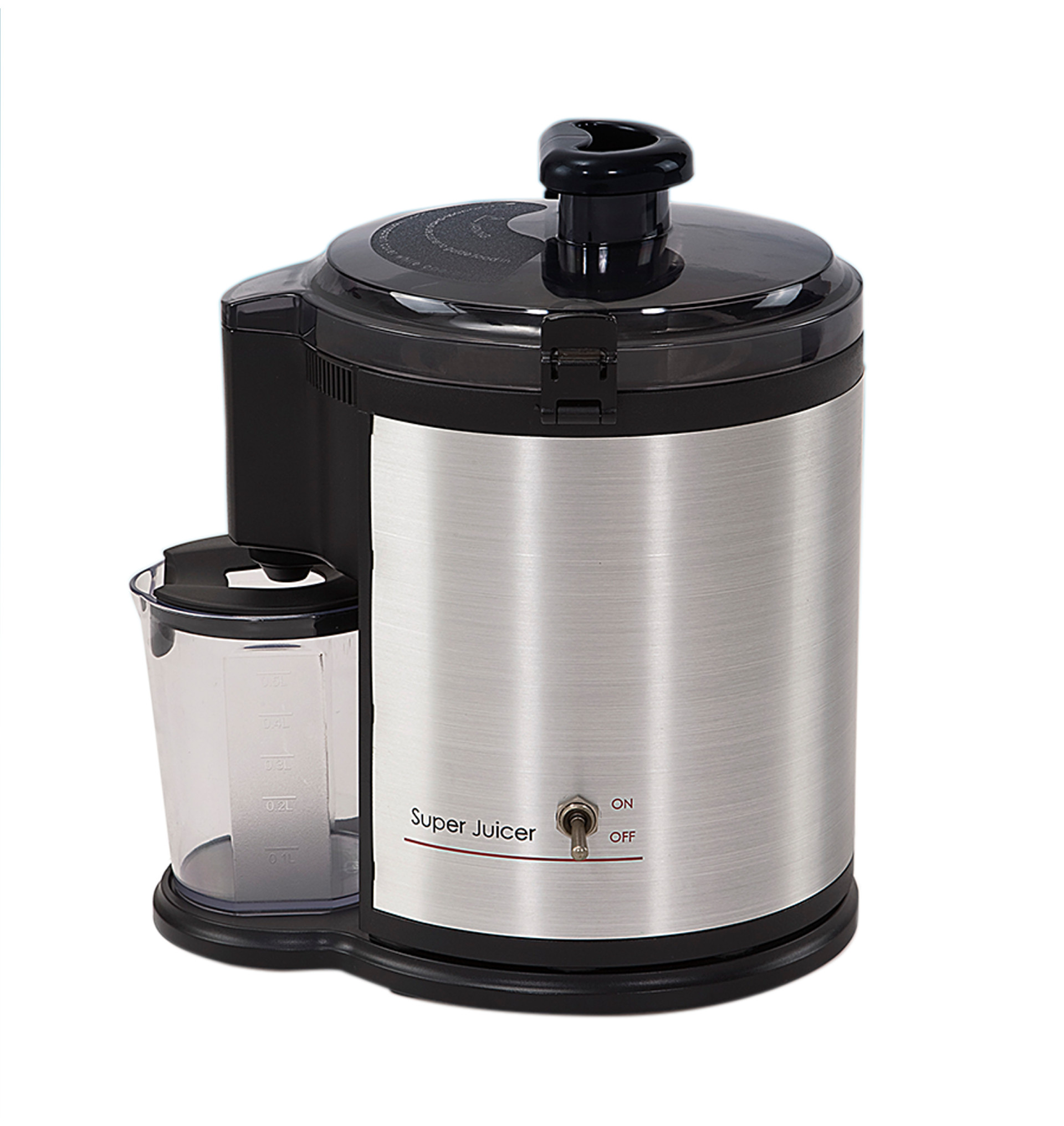 300W Aluminum Panel Healthy Juicer Extractor J23