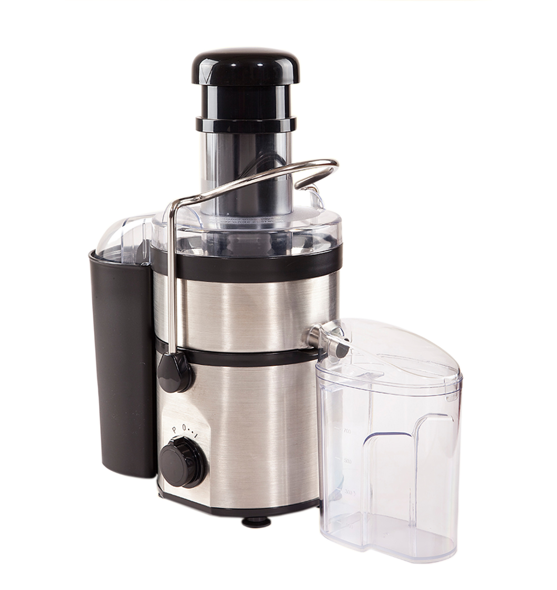 450W Stainless Steel Centrifugal Electric Juicer (J19)