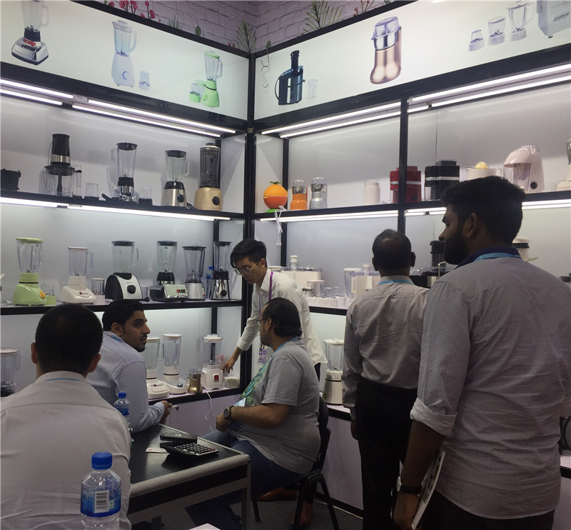 Participated in the 125th Canton Fair