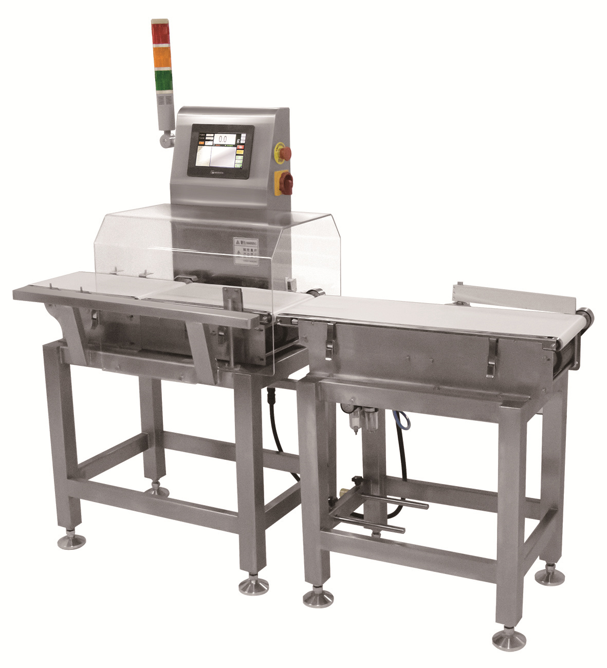 checkweigher, checkweighing, pharmaceutical, food industry,