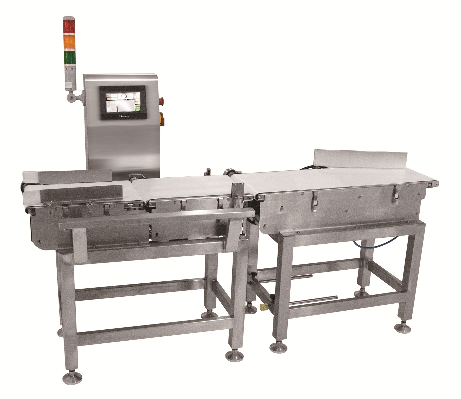 checkweigher,packaging goods for checkweigher,