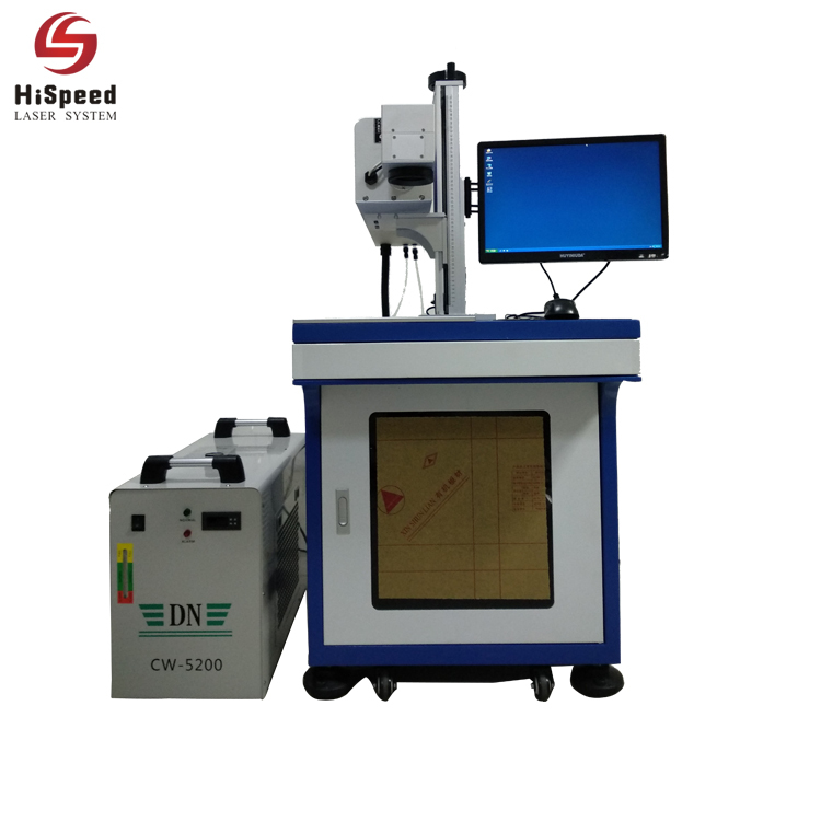 3 Axis Dynamic RF Co2 Laser Marking Machine