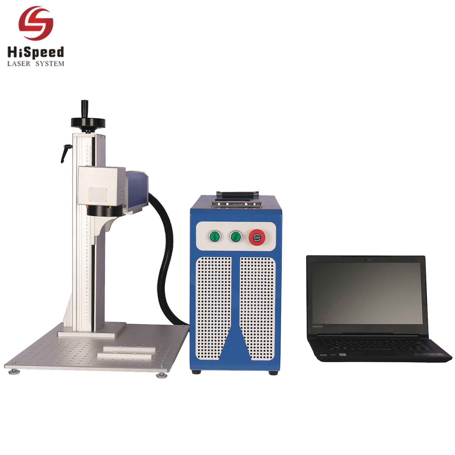 Mini Split Mopa Laser Marking Machine