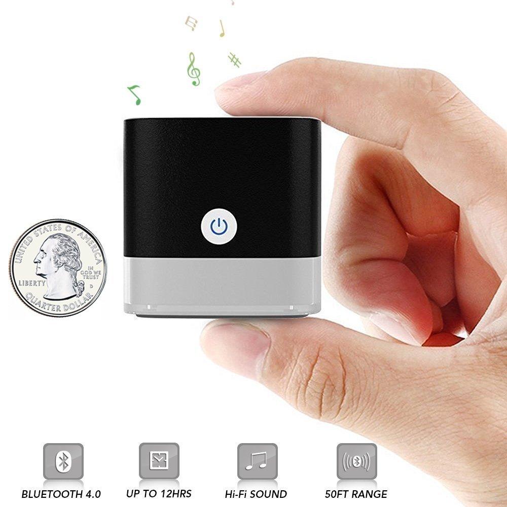 Marsboy Cube Mini Bluetooth Speaker