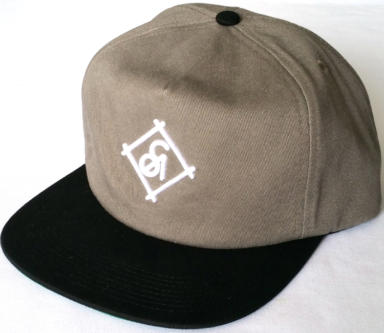 5 Unstructured snapback cap (CMC-91337)