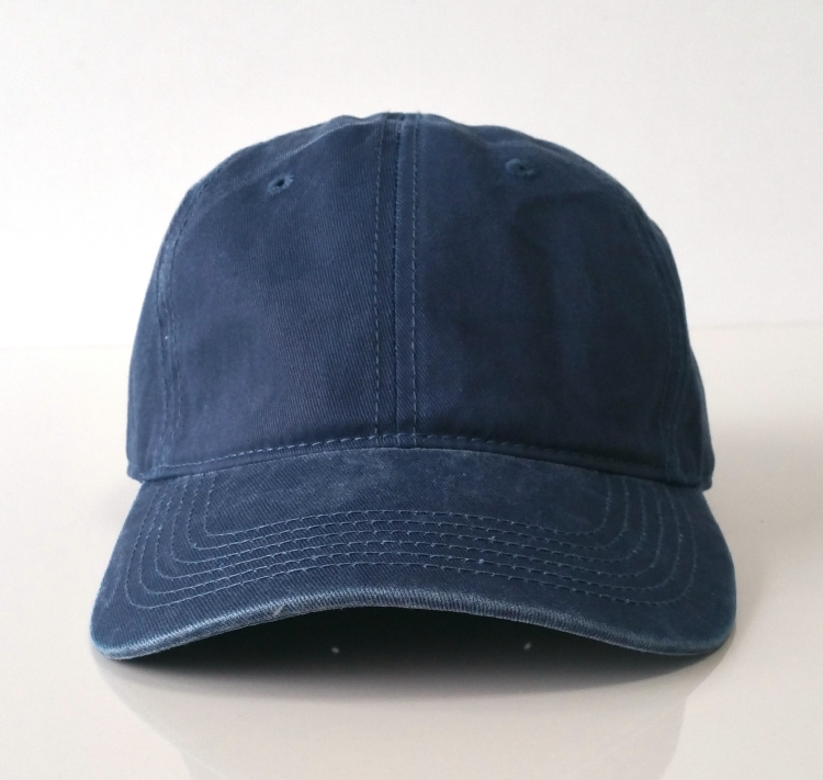 Washed baseball cap in blank - CMC4113