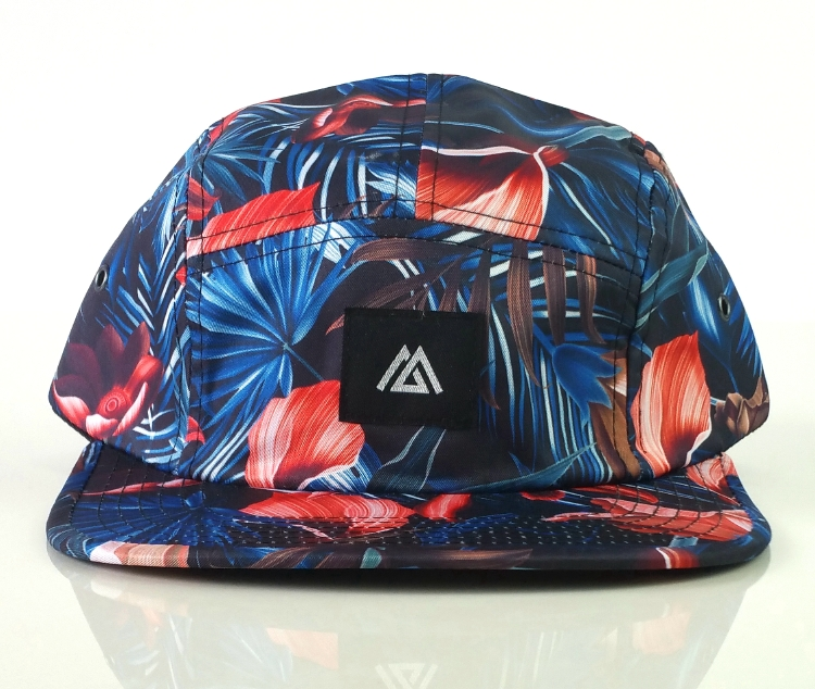 Custom printing snapback cap hat factory in China