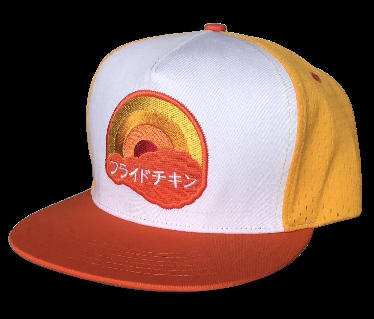 Custom logo trucker hat mesh hat supplier in China