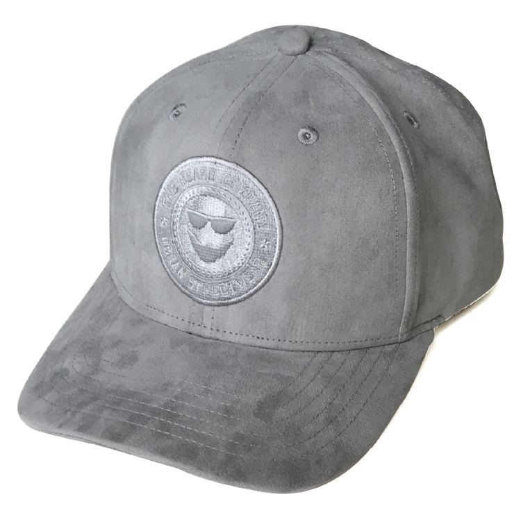 Suede baseball cap hat mnufacturer in China