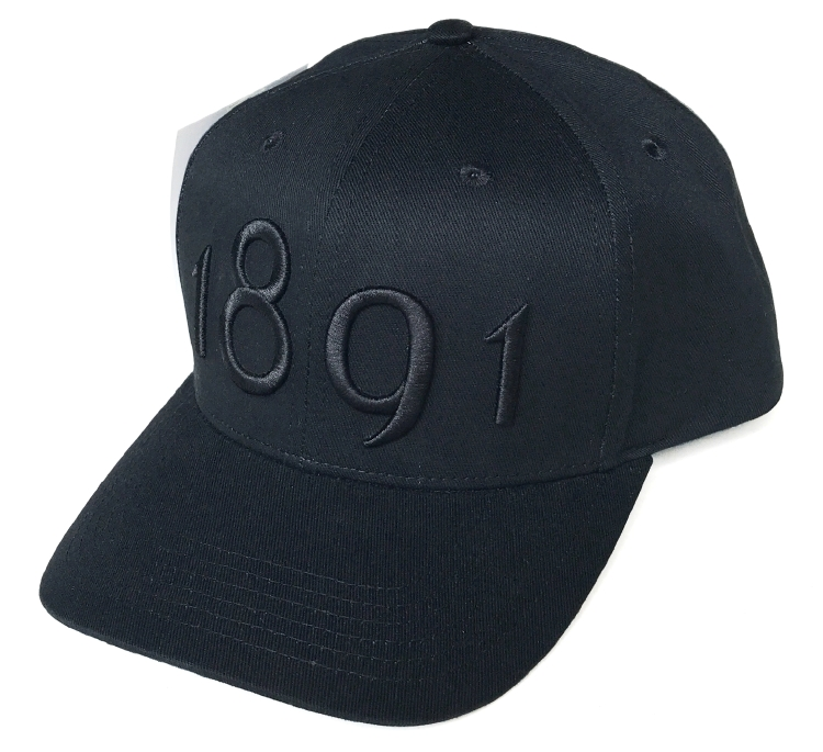 Custom Black cotton materail baseball cap manufacturer