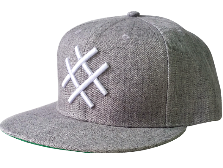 696c43509a5 ... Custom wool acrylic material snapback cap with 3D embroidery ...