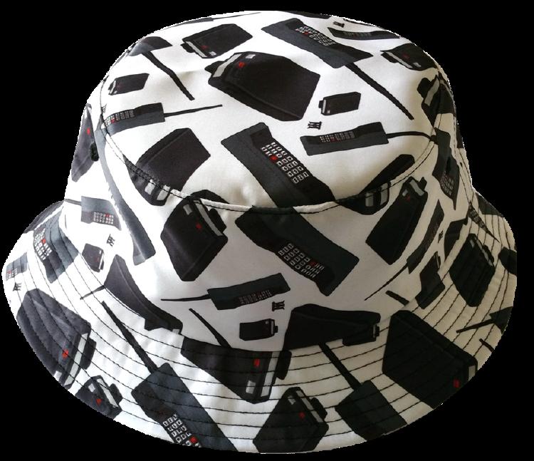 China Custom printing pattern bucket hat manufacturer