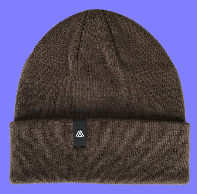 Beanie hat - CMC8151 ( Beanie hat with woven label logo)