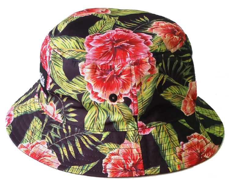 Custom printing pattern collection bucket hat supplier