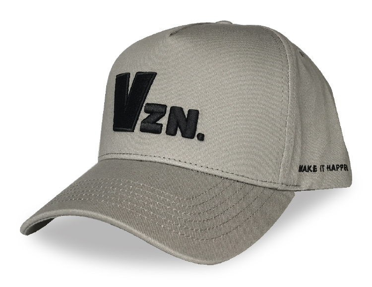 Popular light grey 5 panel a frame baseball cap manufacturer