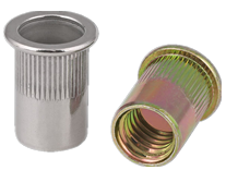 Knurled  body rivet nut-UK