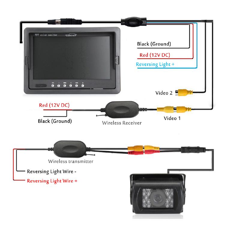 Lcd Screen Wiring Diagram