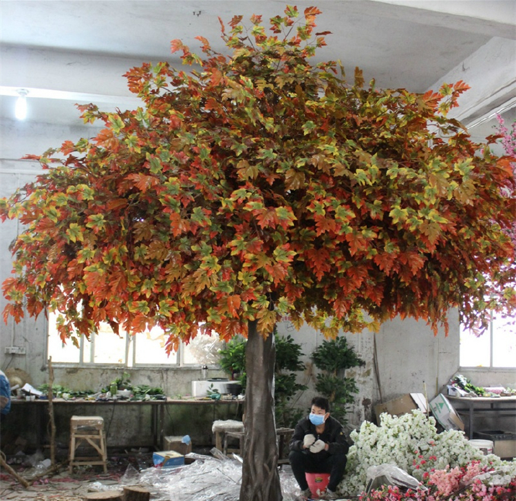 Fabulous artificial maple tree FW44