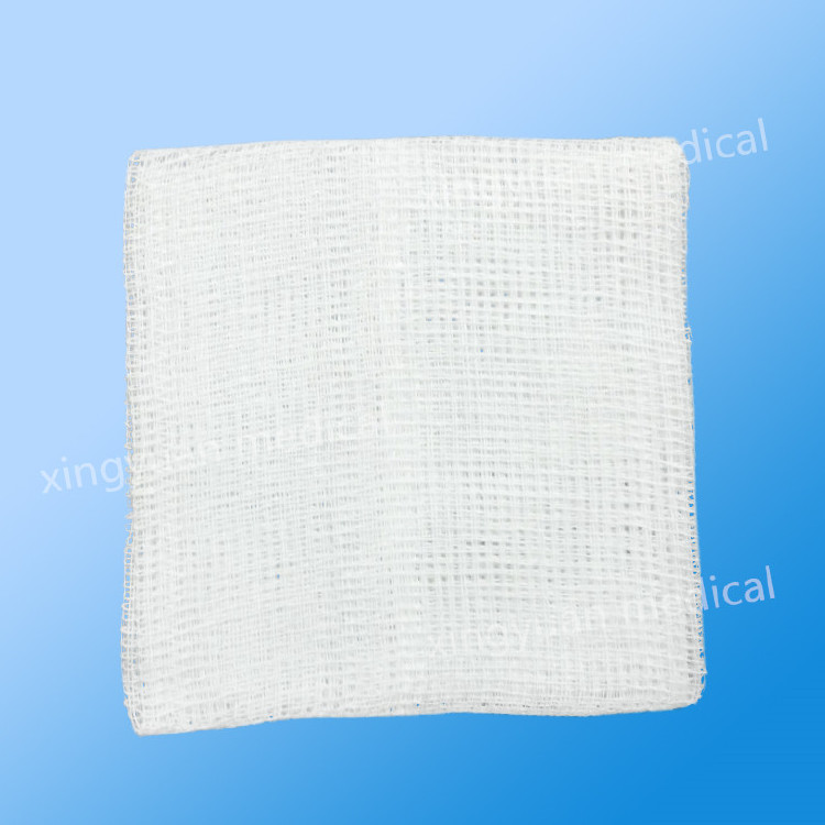 High absorbent hemostatic Gauze Swabs ,Gauze Sponges , Gauze