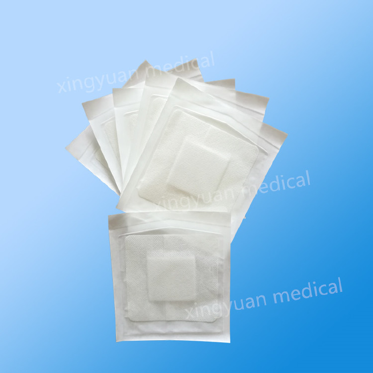 Waterproof wound dressing, disposable wound dressing