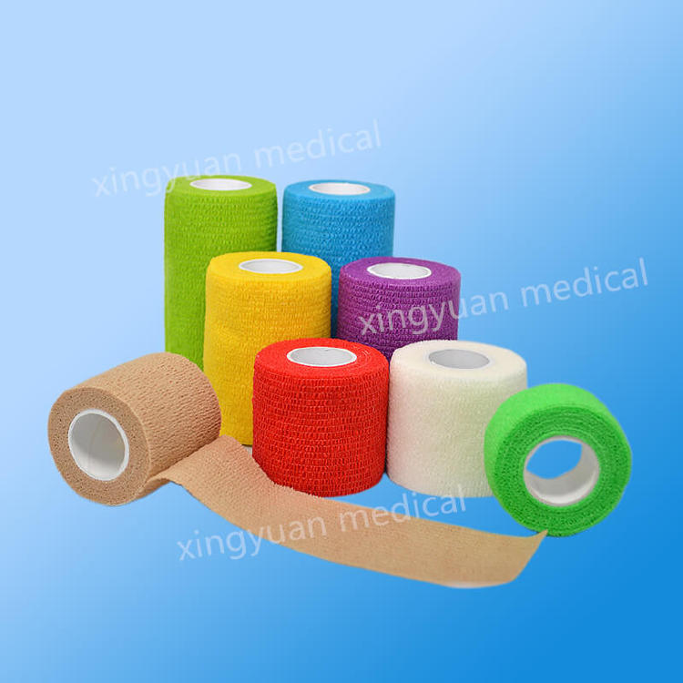 Supplier of elastic adhesive tape, sports elastic bandage