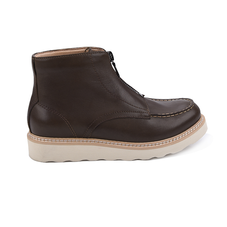 Men's boots leather shoes footwear and manfacturer