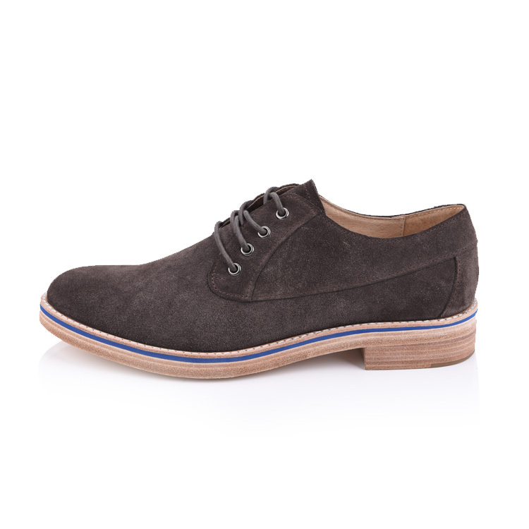 men's suede oxford shoes factory in china