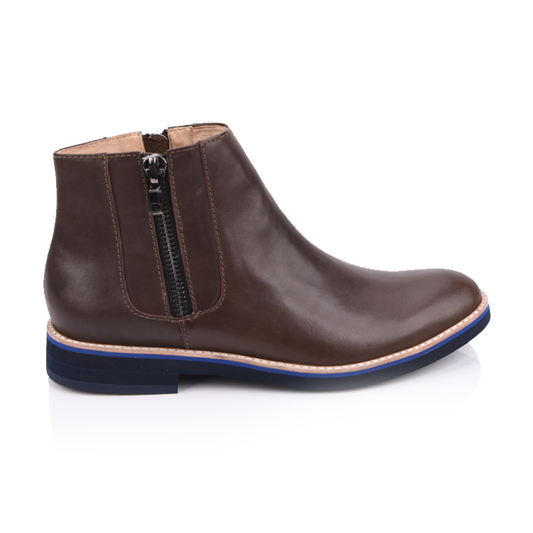 men's  leather chelsea boots shoes suppliers & manufatures