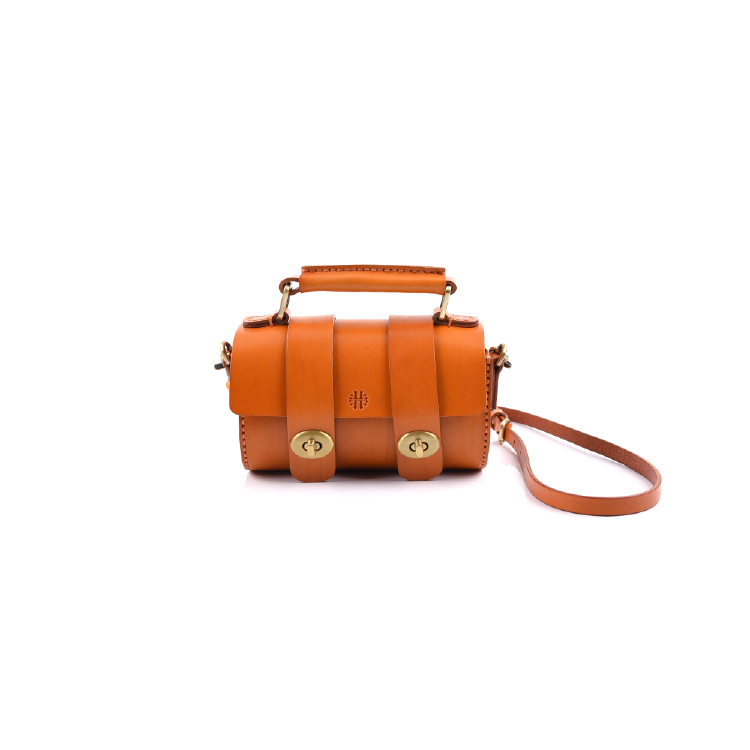 cow leather mini crossbody bags manufacture
