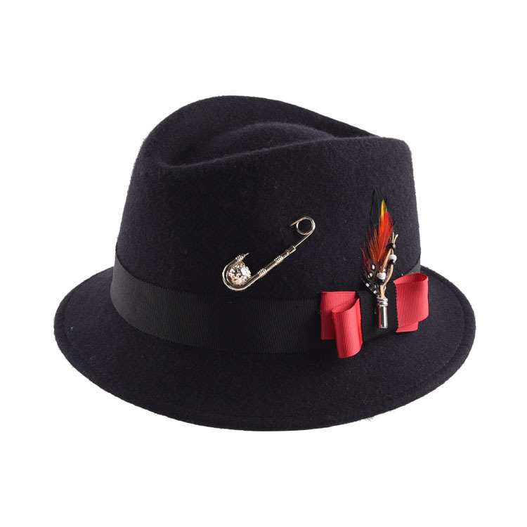 China Fedora hats,Womens Fedora Hats Manufacturers