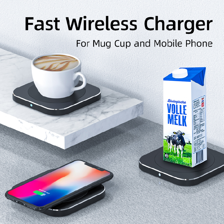 55-Grad-Thermostatheizung Intelligent Wireless Charger