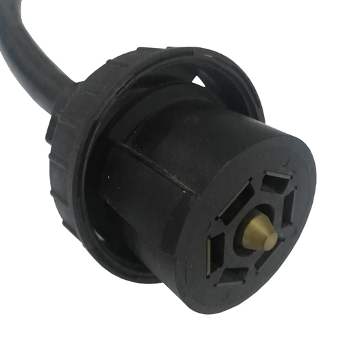 7 pings Trailer Plug with locking ring
