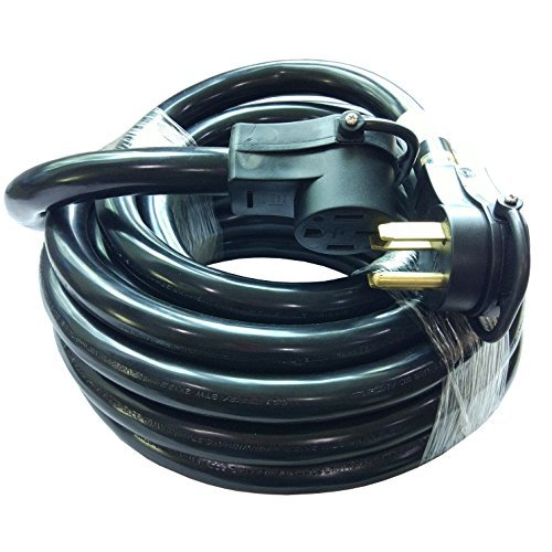 RV 50A Extension Cord NEMA 14-50 30FT