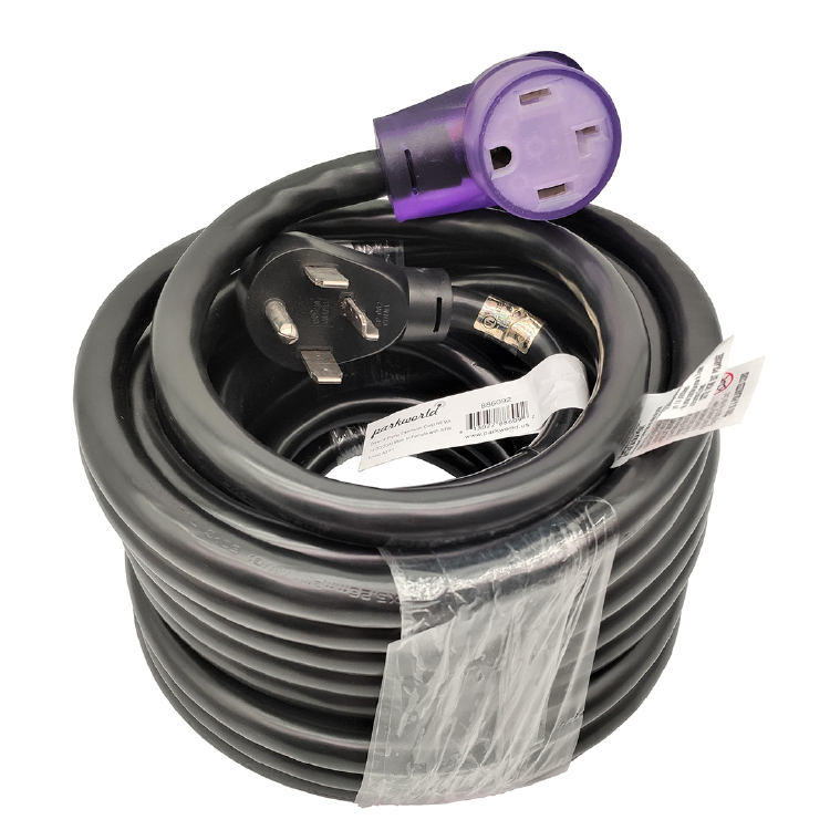 Dryer 4 Prong Extension Cord 50 Feet