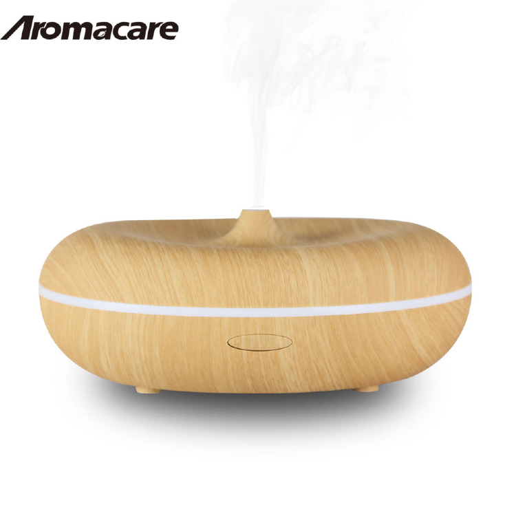 Wood Grain Essential Oil Diffuser ,Scent Diffuser Machine