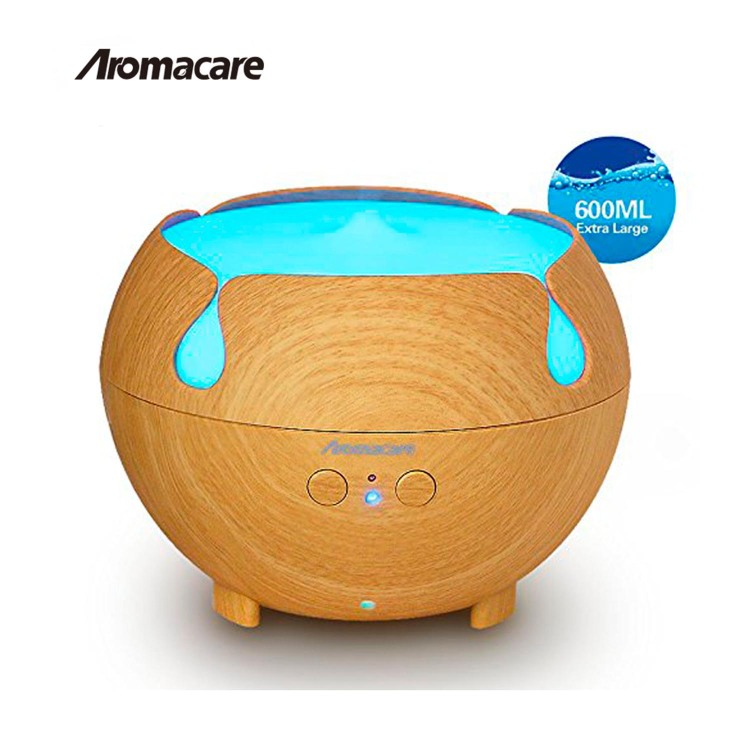Aroma Oil Diffuser,Wood Diffuser Bamboo,Innovative Product